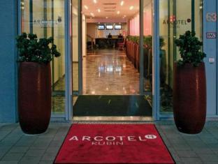 Hotel Arcotel Rubin Hamburg Hamburgo Hamburgo