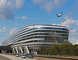Hotel Hilton Garden Inn Frankfurt Airport Frankfurt Am Main