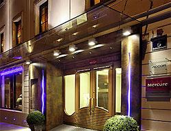 Hotel Mercure Secession Getreidemarkt