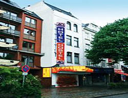 Hotel stern hamburg hamburgo hamburgo for Hotel reeperbahn